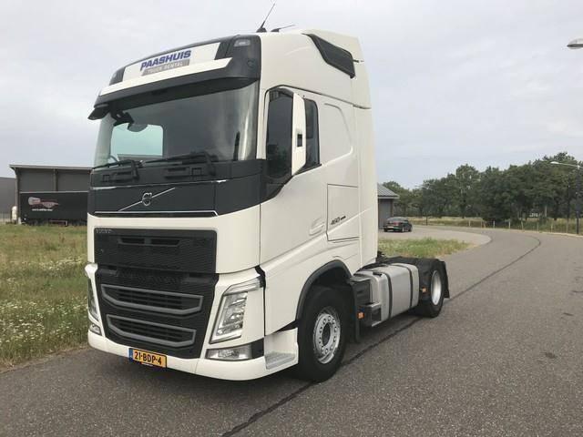 Volvo FH 460 Globetrotter E6 VEB+ - 2014