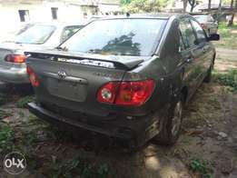 3 Newly imported Toyota corolla 03
