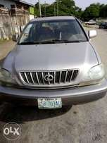 Very Clean and Neat Lexus RX300, 2002 Model ( First Body)
