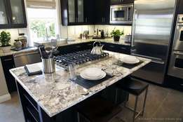 Quality affordable Xclusive kitchen granite top