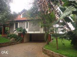 4 bedroom house to let in Muthaiga North, off Kiambu road