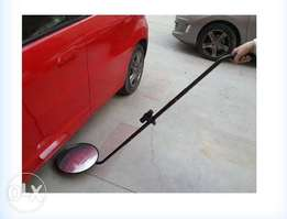 Under vehicle search detector