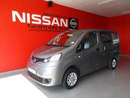 2016 Nissan NV 200 1.5dci 7 Seater