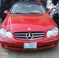 Check This 2005 Mercedes Benz CLK 320 Convertible, it Look Awesome