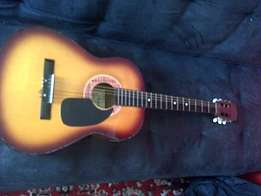 Lovely Angelica nylon acoustic up for grabs