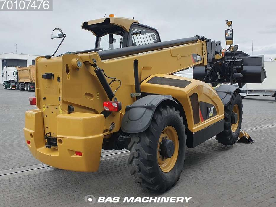 Caterpillar TH417C Bucket and forks - 2014 - image 5