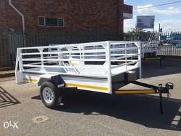 1.5m/3m/1m Single Acle Utility Trailers for sale. Brand New!!