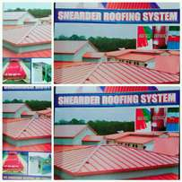 Snearder roofing system