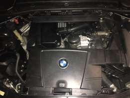 Stripping E90 N46 Engine Parts Available