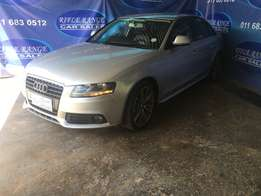 2009 Audi A4 Automatic 1.8T R119,900.00 Ref(RR0016)