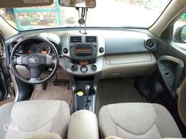 Clean Tokunbo notch first body accident freeToyota RAV4