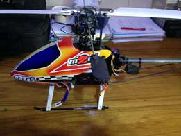 500 size electric helicopter to swop for gopro