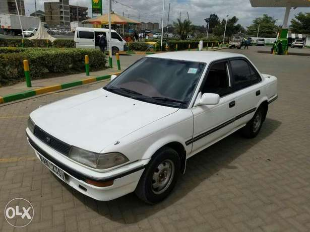 TOYOTA AE 91 EXTREMELY clean for sale Umoja - image 3