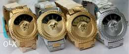 Versace Dylos Wristwatches