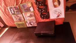 Xbox 360 +8 games and 3 rumouts