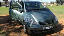2007 mercedes benz A170 Avantgarde for sale