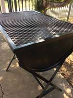Braai Drum. Transportable. R650-00