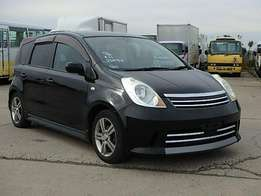 Nissan note new imported 2010 model