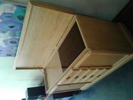 8 Seater Oak Dinindroom set with Buffet