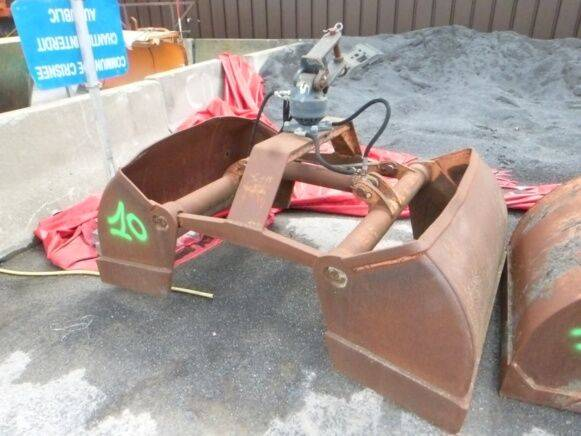 Sale sand grapple grapple for  by auction - 2006