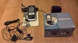 Nokia 2630 - with box and accesories