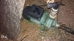 0.75 kw water electric pump