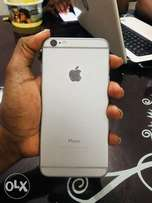 Gray Apple Iphone 6plus..64GIG