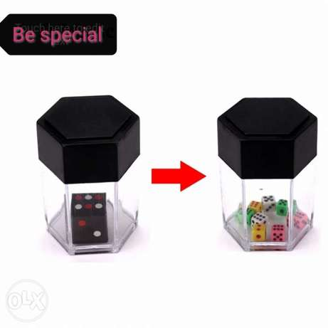 Special Magic box