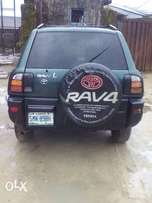 Extremely Sharp and sound Toyota RAV4 with factory chilling ac