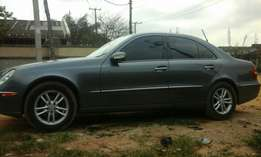 Direct from USA is a Mercedes Benz E320 for sale