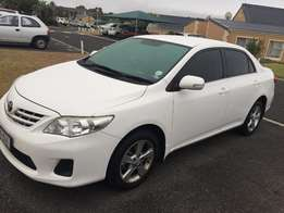 2010 Toyota Corolla 1.6 Advanced A/T With Full Service History