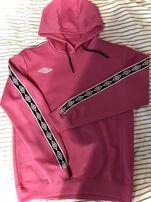 Supreme sumo hoodie L M streetwear palace Nike bordowa męska bluza