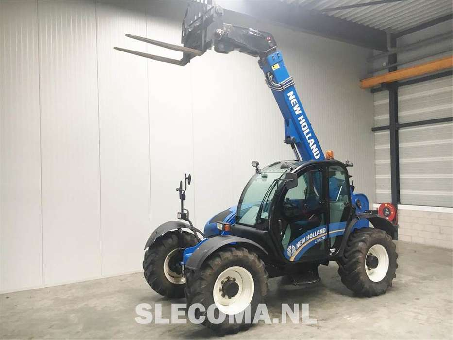 New Holland NH LM6.35 - 2016 - image 7