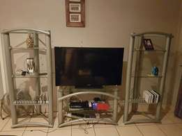 Tv stand / cabinet and table