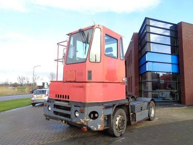 Kalmar TRX 182 / 4x4 / Terminal Truck / 3802 Uur - 2002