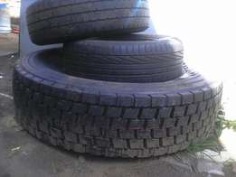 Good secondhand truck tyres for sale