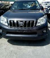 Toyota prado 2010model new shape