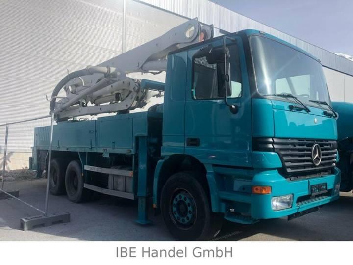 Mercedes-Benz Actros 2632 6x4, EPS, E2, Putzmeister 24m - 1999