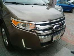 2012 tokunbo ford edge limited edition
