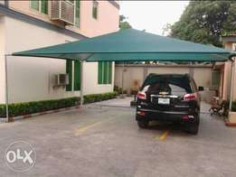 27ft by 27ft Korean Car port/shades tarpaulin