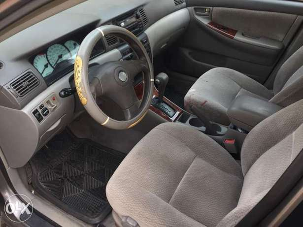 3months used Firstbody Toyota Corolla 2004 Ibadan North - image 3