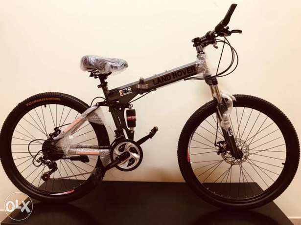 """New Pieces Available - LR 26 """" Foldable Bikes for Adults & Teens"""