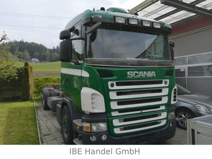 Scania R420 LB 6x2, E5, Optircruise, Fahrgestell 8.50m - 2008