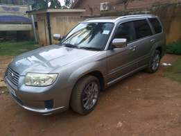 Subaru Forester model 2006 for sale