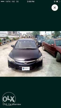 Honda Civic. very clean and in perfect condition. Ikeja - image 4