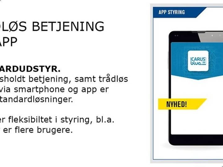 Variant 3519 TB TREVEJS-TIP PÅ LAGER TIL OMGÅENDE LEVERING