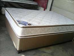 Display king bed for sale - like new
