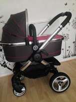 Icandy peach 3 with car seat.