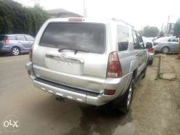Toyota 4Runner Nigeria used 2005Model for sale