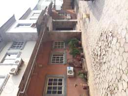 A One bedroom serviced flat to Let in wuse zone 6